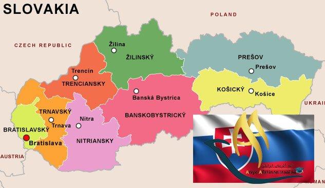 تقسیمات کشوری اسلواکی