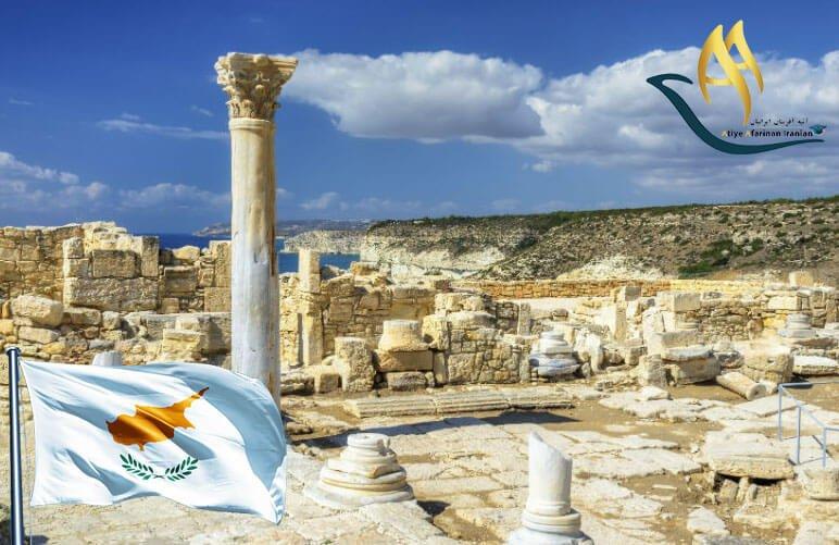 تاریخچه کشور قبرس