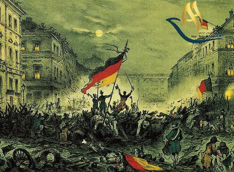 تاریخچه کشور آلمان