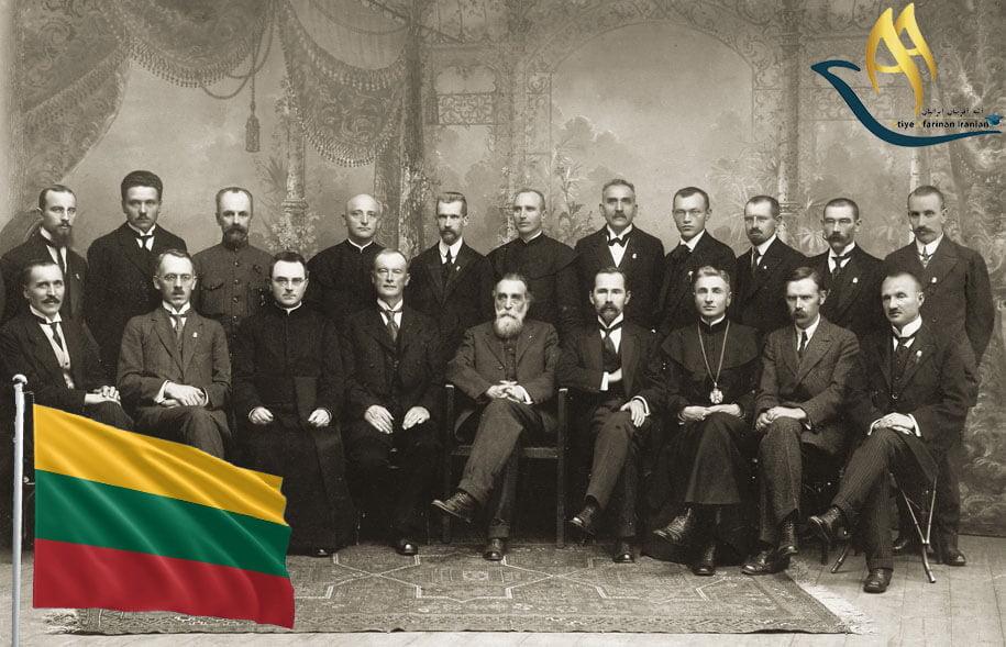 تاریخچه کشور لیتوانی