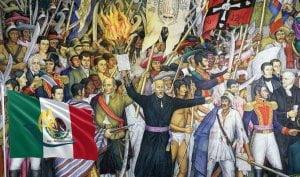 تاریخچه کشور مکزیک