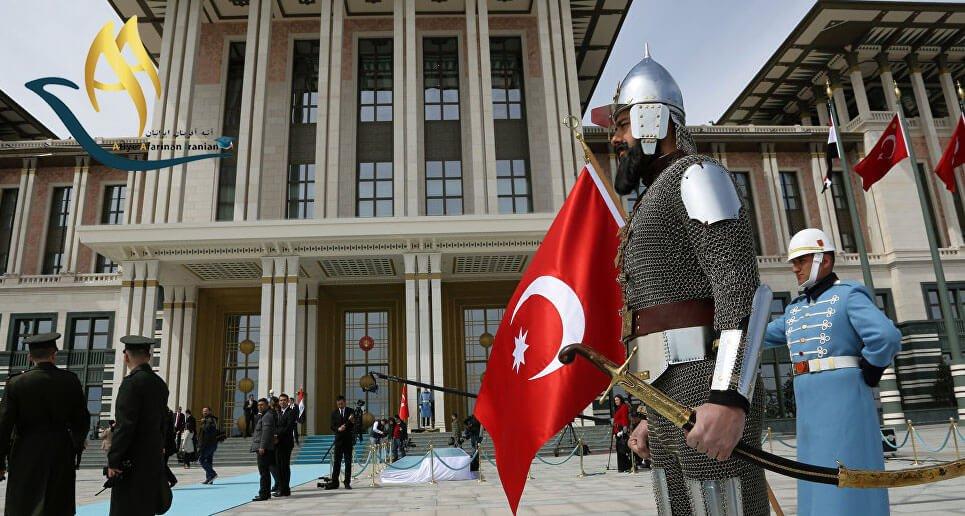 تاریخچه کشور ترکیه