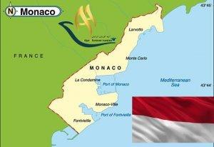 تقسیمات کشوری موناکو