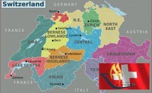تقسیمات کشوی سوئیس