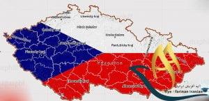 تقسیمات کشوری چک