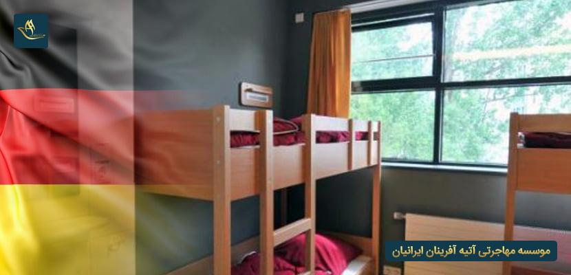 وضعیت خوابگاه و مسکن دانشجویی در آلمان