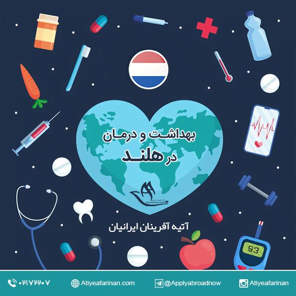 بهداشت و درمان در هلند