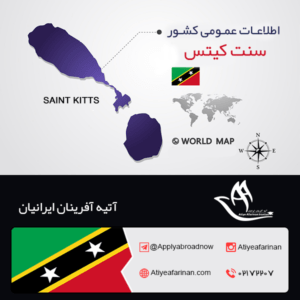 اطلاعات عمومی کشور سنت کیتس