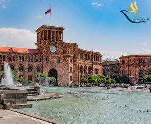 اطلاعات عمومی ارمنستان