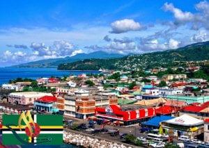 اطلاعات عمومی دومینیکا