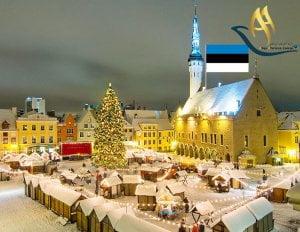 اطلاعات عمومی کشور استونی
