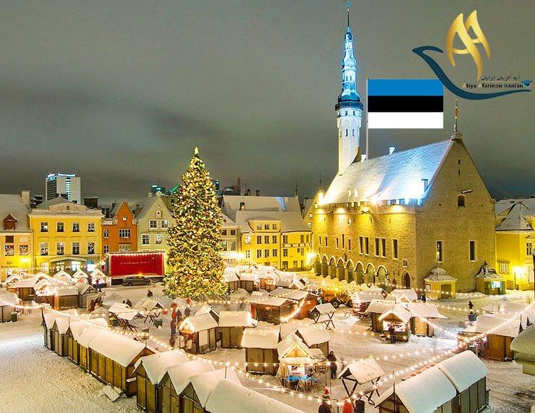 اطلاعات عمومی استونی