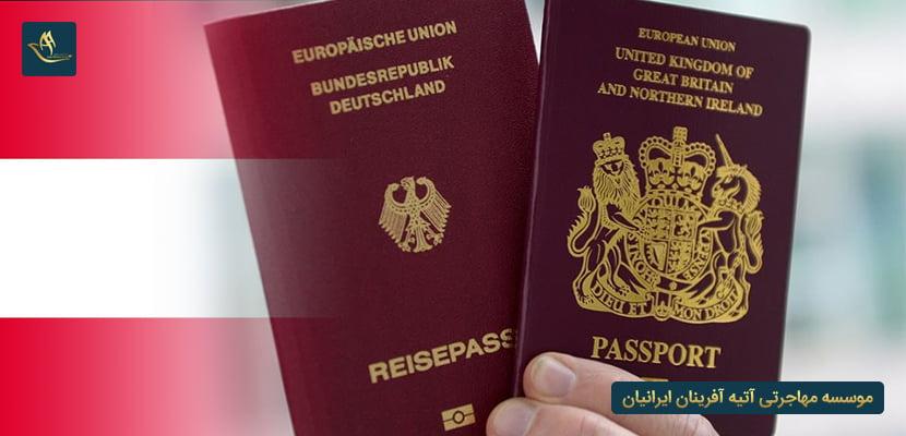 مزایای اخذ اقامت دائم