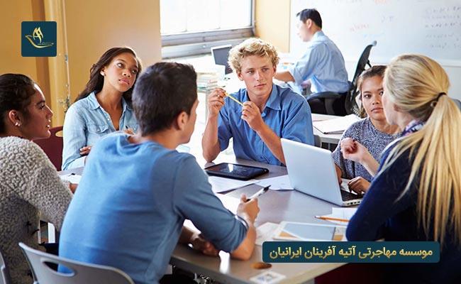 کار دانشجویی در کشور استرالیا   کار داوطلبانه در کشور استرالیا   اجازه کار همراه دانشجو در کشور استرالیا