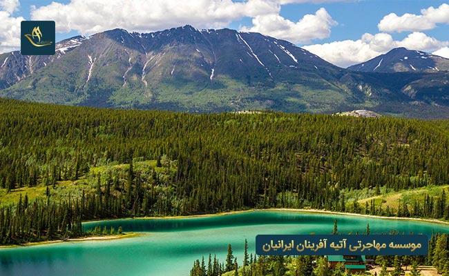 زبان رسمی کشور کانادا   زبان های رایج در کشور کانادا