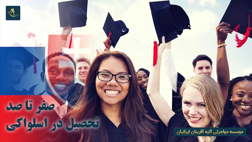 صفر تا صد تحصیل در اسلواکی 2021 (تمام نکات تحصیل در اسلواکی)