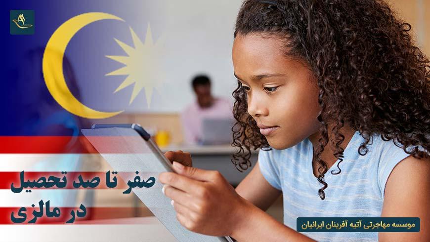 صفر تا صد تحصیل در مالزی 2021 (تمام نکات تحصیل در مالزی)