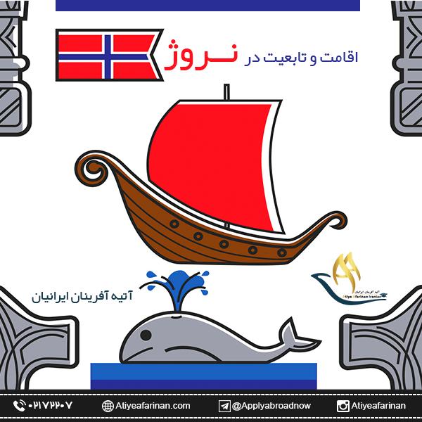 اقامت و تابعیت در نروژ