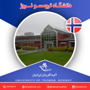 دانشگاه ترومسو نروژ