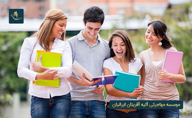 تحصیل کارشناسی در بلژیک