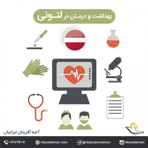 بهداشت و درمان در کشور لتونی