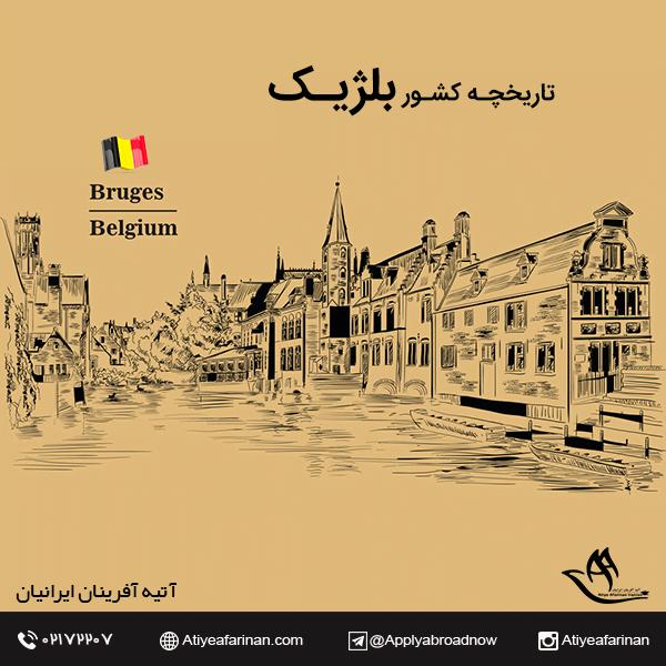 تاریخچه کشور بلژیک