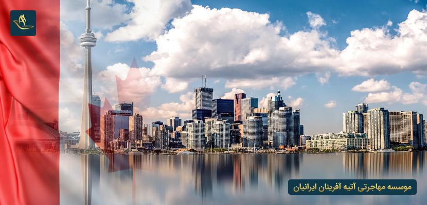 خدمات آتیه آفرینان در کشور کانادا