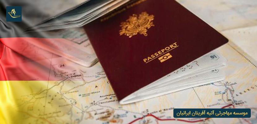 مدارک لازم برای دریافت ویزای کار در کشور آلمان