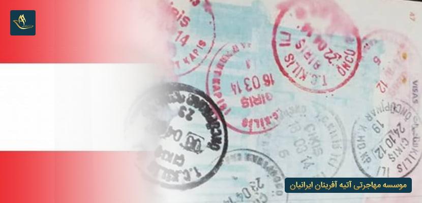 مدارک موردنیاز جهت دریافت ویزای همراه