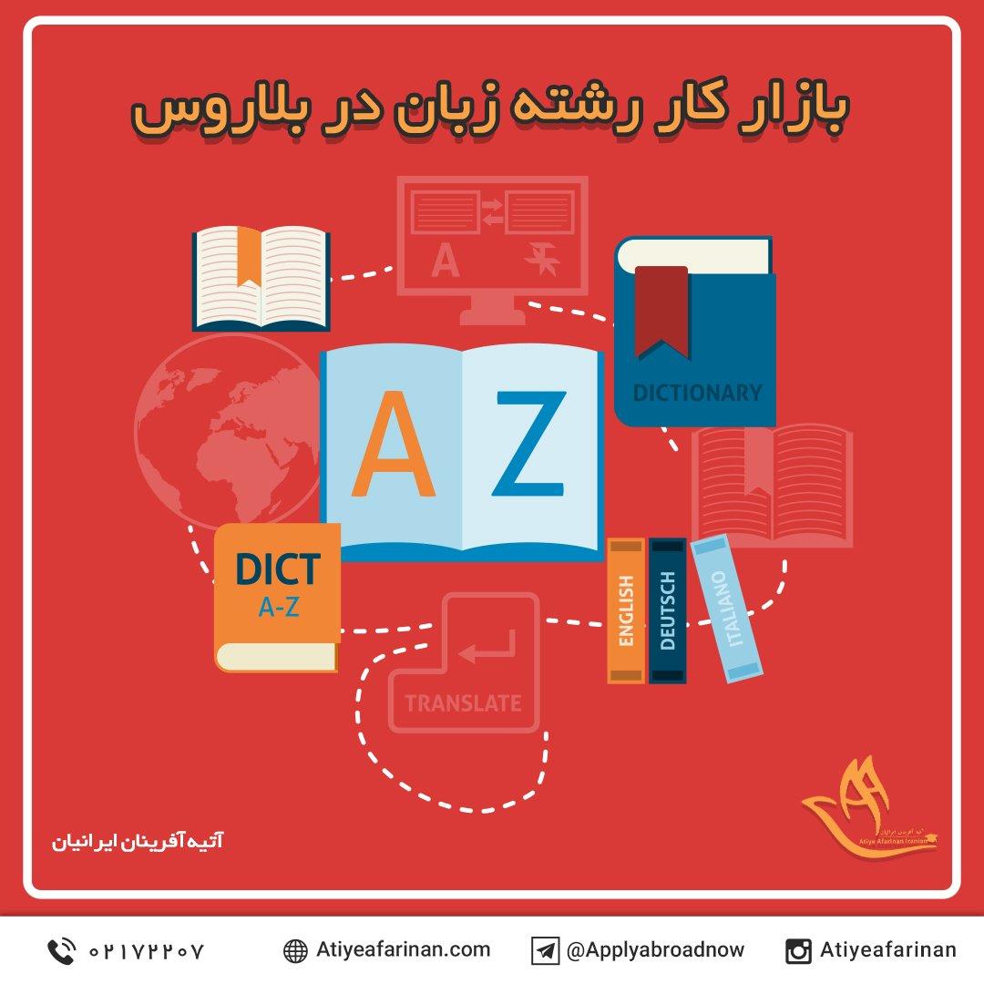 بازار کار رشته زبان در کشور بلاروس