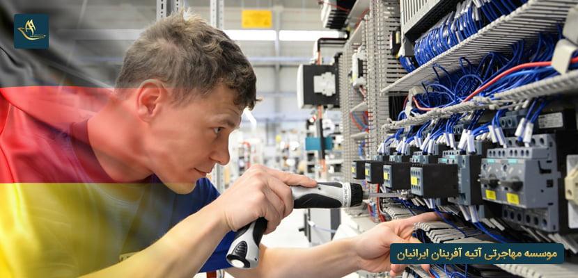بازار کار مهندسی برق در آلمان