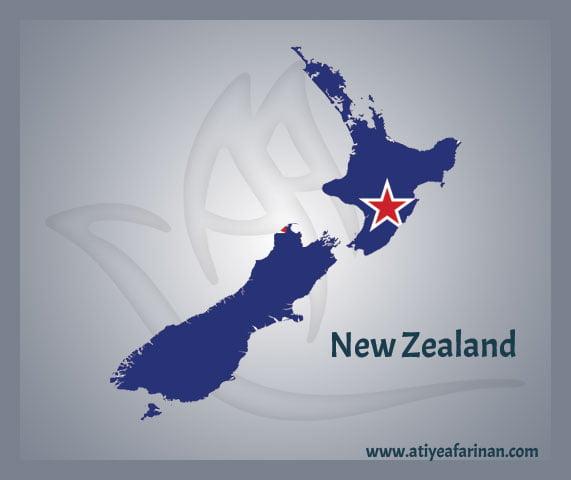 کشور نیوزلند