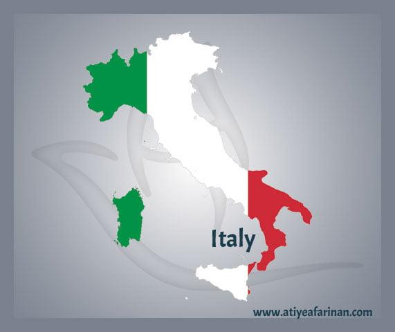 کشور ایتالیا