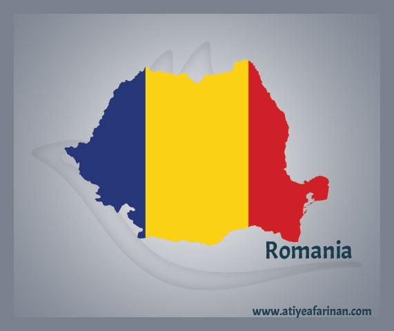 کشور رومانی