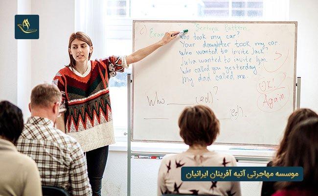 بازار کار رشته زبان در ترکیه   مهاجرت اقامت کاری ترکیه   اخذ اقامت کاری ترکیه   هزینه های اقامت مهاجرت کاری ترکیه