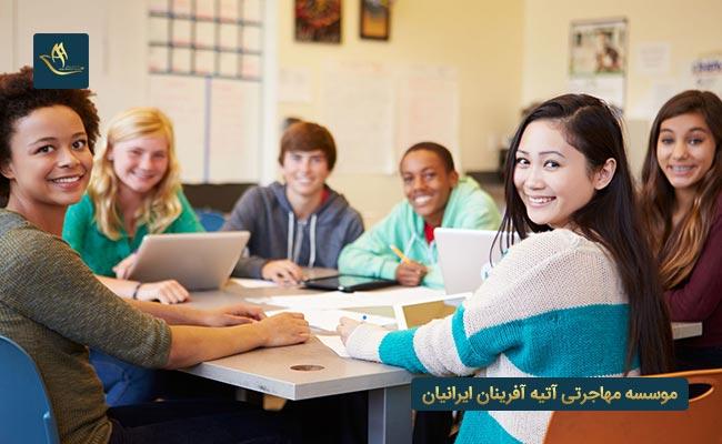 شرایط تحصیل در مدارس کشور کانادا