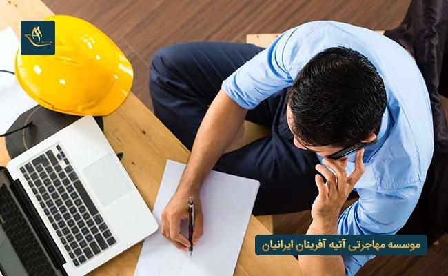 اطلاعات کلی مهاجرت اقامت کاری عمان   مهاجرت به عمان از طریق کار   شرایط ویزای کار عمان   قوانین اخذ اقامت کاری عمان