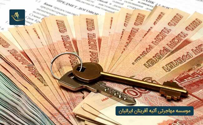مهاجرت اقامت تمکن مالی اتریش   راه های اثبات تمکن مالی در اتریش   قوانین اخذ اقامت تمکن مالی اتریش  