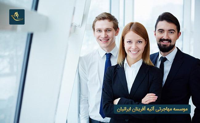 مراحل مهاجرت اقامت از طریق ثبت شرکت در کانادا | مهاجرت اقامت ثبت شرکت کانادا | قوانین شرایط اخذ اقامت ثبت شرکت کانادا