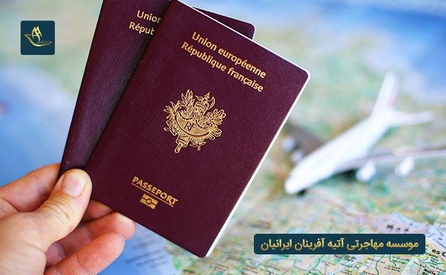 بررسی ویزای همراه مهاجرت اقامت کاری یونان   شرایط اخذ اقامت کاری در یونان   قوانین مدارک مهاجرت به یونان از طریق کار