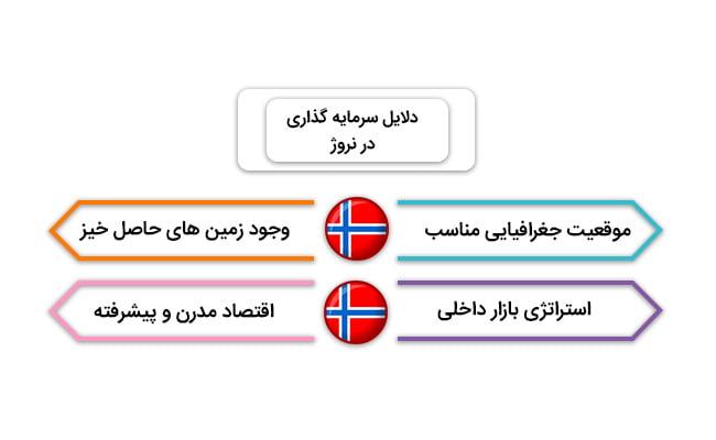 سرمایه گذاری نروژ   دلایل سرمایه گذاری در نروژ