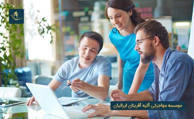 مهاجرت اقامت کاری هلند | مهاجرت به هلند از طریق کار | قوانین شرایط اخذ اقامت کار پس از تحصیل در هلند