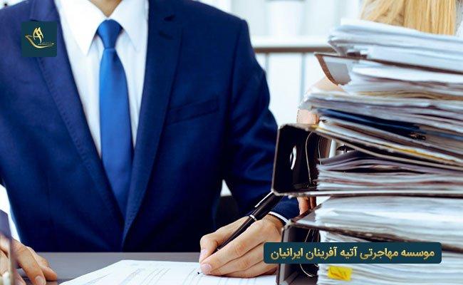 مدارک مهاجرت اقامت ثبت شرکت هلند | قوانین هزینه مهاجرت به هلند از طریق ثبت شرکت | شرایط اخذ مهاجرت اقامت ثبت شرکت هلند