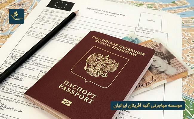 اخذ ویزای کار مهاجرت اقامت کاری چک | مهاجرت به چک از طریق کار | شرایط اخذ مهاجرت اقامت کاری  چک | هزینه اقامت کار در چک