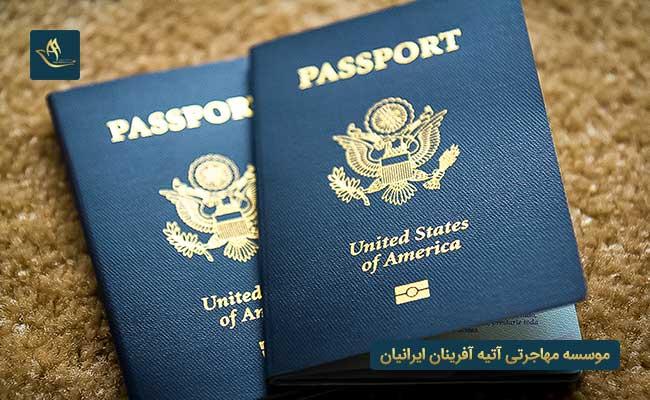 مهاجرت اقامت کاری آمریکا   شرایط کار در آمریکا   اخذ مهاجرت به آمریکا از طریق کار   کار در آمریکا و بررسی ویزای همراه