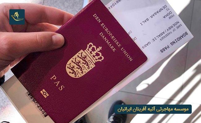 مهاجرت اقامت ثبت شرکت دانمارک | شرایط مهاجرت به دانمارک از طریق ثبت شرکت | ویزای اخذ اقامت ثبت شرکت در دانمارک