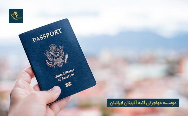 مهاجرت اقامت کاری آمریکا   شرایط کار در آمریکا   اخذ مهاجرت به آمریکا از طریق کار   از طریق اخذ ویزای کار