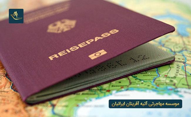 پاسپورت کشور بلژیک | مهاجرت به کشور بلژیک | دریافت ویزای کار در بلژیک