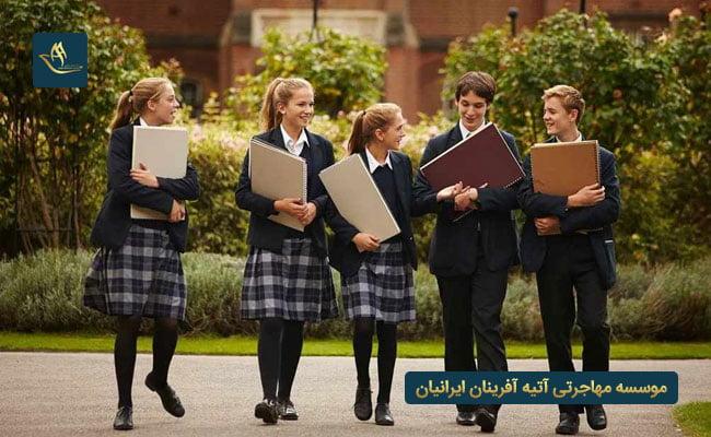 روند اخذ پذیرش تحصیلی