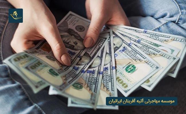 هزینه درخواست ویزای بازنشستگی امارات | مهاجرت و اقامت تمکن مالی امارات